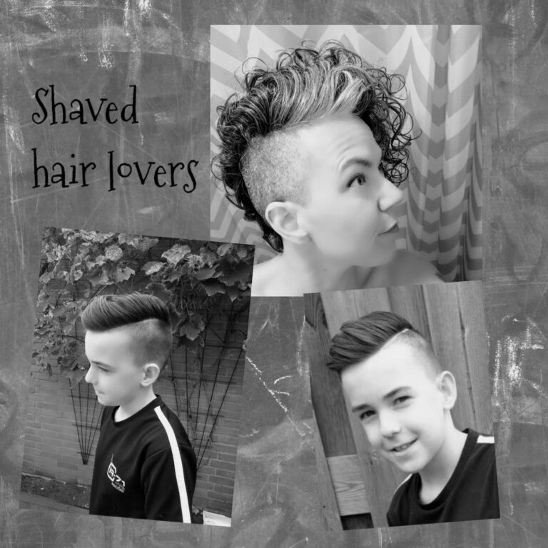 Shaved hari lovers